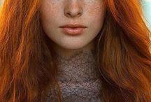 Redhead Portraiture (female)