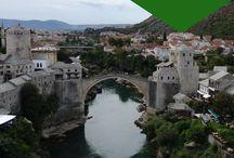 Bosnie-Herzégovine / Suivez-moi en Bosnie-Herzégovine !  #Bosnie #Herzégovine #Bosnia #Herzegovina #Mostar #Blagaj #Voyage #RoadTrip