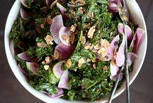 pomazánky,saláty