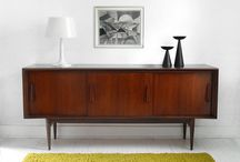 Mid Century Furniture / by Marika Jones