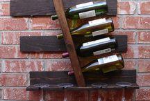 Porta-vinho