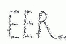 caligramas