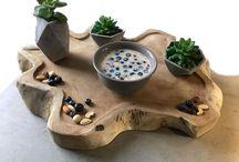 Ontbijtrecepten / Op dit bord deel ik recepten van heerlijke, gezonde en biologische ontbijtjes. Alle recepten zijn terug te vinden op mijn foodblog. Voor meer informatie kun je kijken op www.organichappiness.nl