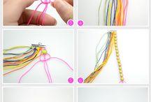 Bracelets tutorials
