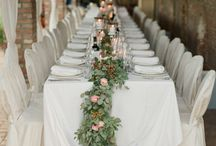 Table plan / Table layout, seating plan and styling
