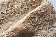 LACE  + ELEGANCE+  EMBROIDERING / ----