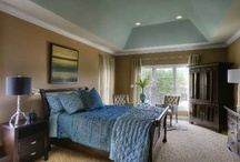 Master Bedroom Envy / by Schumacher Homes