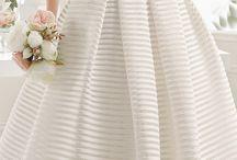 Különleges esküvői ruhák