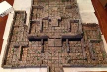 Wargaming Terrain - Jungle Ruins