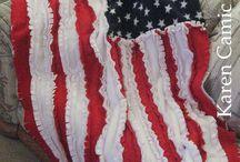 Flags / by Lisa Frady Cornwell