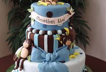 Baby shower/ birthday cakes