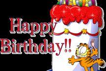 Happy Birthday(boldog szülinapot)