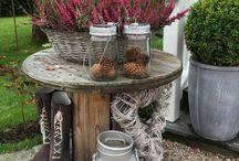 Hage Utemiljø / Ideer til hage og balkong