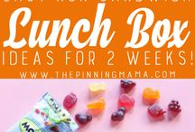 Healthy lunches for School/Home