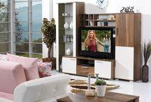 Tv Üniteleri / Capilon Mobilya tv Üniteleri , tv  standı,duvar ünitesi