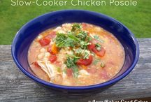 Crock Pot Happiness / by Amy Harrison