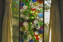 Glasdekoration