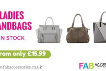 We Promote: FAB Accessories / We are an affordable online accessories retailer offering only the best products and gift ideas. Our ranges on offer are Michael Kors, DKNY, Dolce & Gabanna and Lipsy plus much more. Visit www.fabaccessories.co.uk
