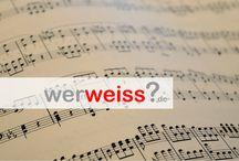 Musik @ werweiss.de