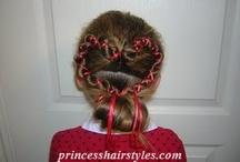 Účesy z www.princesshairstyles.com