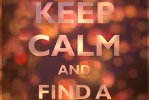 Keep Calm & <3