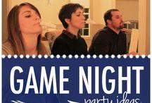 Game Night Patty Ideas