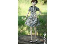 Fashion for Momoko - style4doll