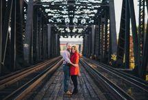 Engagement Photos / by Jennifer Drew