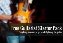 Free Guitarist Starter Pack