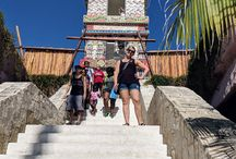 Fun at the Costa Maya Port / Visiting the Costa Maya port, yes, it was a blast https://celisespieces.com/