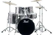Drum kits / Pearl drums, Mapex Drums, DW Drums, PDP, Dixon Chaos, Tama and more.