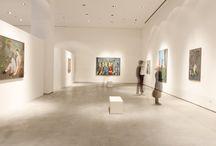 """SANDRO CHIA - """"Il viandante"""" / Mostra Arte Contemporanea dedicata al Maestro Sandro CHIA"""