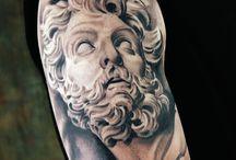 Greek vibes tattoo