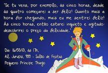Festa o Pequeno Príncipe  / by Sweet Little Nursery