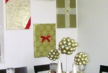 Christmas banquet ideas / by Krista Rempel