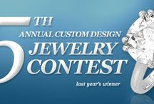 The 5th Annual Custom Design Jewelry Contest is on! / by Joseph Schubach Jewelers