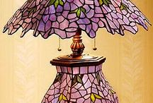 Tiffany Lamps / by Ginny Toll