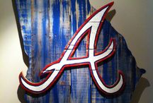 ATL Braves / by Jillian Shepard