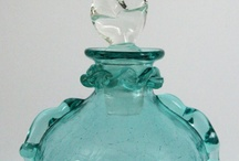 ~VINTAGE ♥   Perfume bottles~ / by Sherry Lipscomb