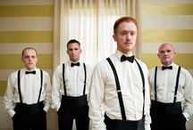 Photography board - Groomsmen