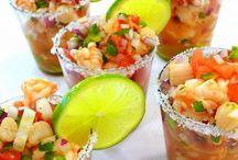 Seafood and eat it! / CRAB LOBSTER SHRIMP RECIPES