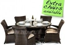 Rattan Garden Furniture / Gorgeous rattan garden furniture for your Garden.  Can be left outside all year round. Fully weatherproof and fade resistant.  Stylish, versatile and great value.