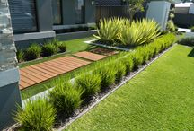 Artificial Grass Landscape Design