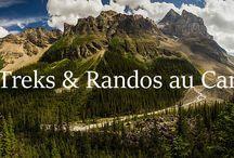 10 treks au Canada