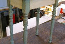 Stair Spindle Upcycle / by Star Steers