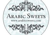 Arabic Sweets / We make fresh, made to order, Arabic Sweets that have authentic and sophisticated taste with a modern twist. Expect everything to be made with premium ingredients, all at your door step with one click while enjoying free shipping to all US customers. Some of the awesome stuff we make are Baklava, Ma'amoul, Marzipan, Chocolate Baklava Truffles, Chocolate Nougat , Paleo Sugar Cookies and many more ADDICTING sweets. Be sure to check out our website arabicsweets.com!