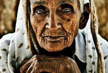 portrett gamle mennesker