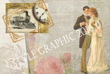 Scrapbooking by Style Graphic / Digital Scrapbooking Art by Style Graphic