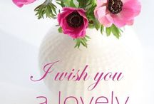 lovely wishes