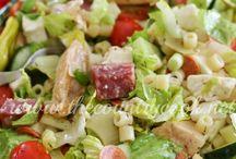 Salads / by Sue Elliott
